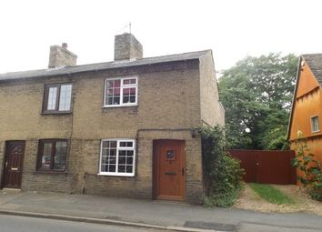 Thumbnail 3 bed cottage to rent in Alms Houses, Church Street, Buckden, St. Neots