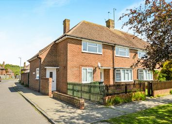 Thumbnail 2 bed flat for sale in Lea Avenue, Rye