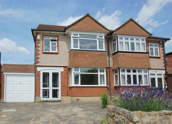 Thumbnail 4 bed semi-detached house for sale in Hilldown Road, Bromley, Kent