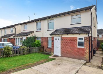 Thumbnail 4 bed semi-detached house for sale in Springwood Close, Ashford, Kent