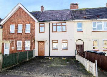 Thumbnail 3 bedroom terraced house for sale in Jubilee Crescent, Gravesend