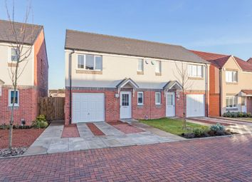 Thumbnail 3 bed semi-detached house for sale in 46 Torwood Crescent, South Gyle, Edinburgh