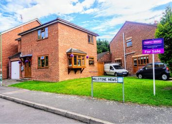Thumbnail 3 bed detached house for sale in Millstone Mews, South Darenth