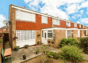Thumbnail 3 bed end terrace house for sale in Brede Close, Eastbourne