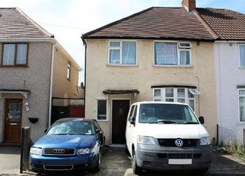 Thumbnail 3 bedroom semi-detached house for sale in Stuart Crescent, Hayes