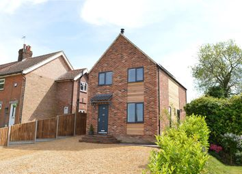 Thumbnail 3 bed detached house for sale in Station Road, Holme Hale, Thetford