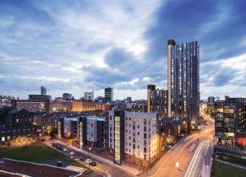 Thumbnail 1 bed flat for sale in Great Ancoats St, Manchester