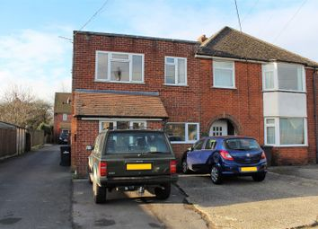 Thumbnail 2 bedroom maisonette for sale in Marlow Road, Stokenchurch, High Wycombe
