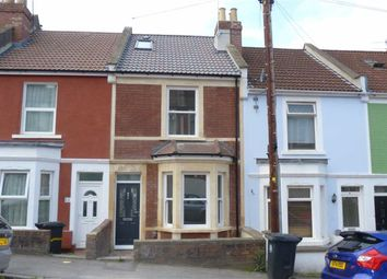 Thumbnail 3 bed terraced house to rent in Ashgrove Road, Bedminster, Bristol