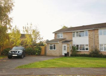 Thumbnail 4 bed semi-detached house to rent in Hayfield Drive, Hazlemere, High Wycombe
