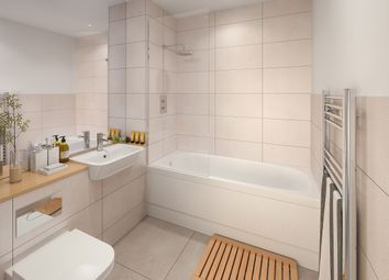 Thumbnail 2 bed flat for sale in London Lane, London