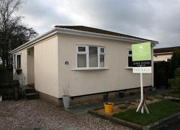 Thumbnail 2 bed mobile/park home for sale in Lodge Park, Catterall Gates Lane, Catterall, Preston