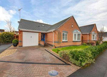 Thumbnail 2 bedroom detached bungalow for sale in Oakwood Mews, Worksop, Nottinghamshire