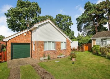 3 bed detached bungalow for sale in Stoneleigh Close, East Grinstead, West Sussex RH19