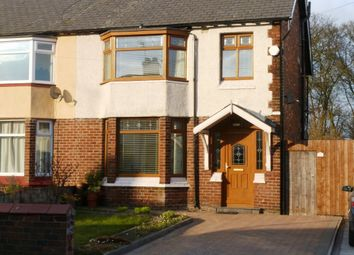 Thumbnail 3 bedroom town house to rent in Town Row, West Derby, Liverpool