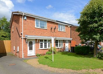 Thumbnail 2 bed semi-detached house for sale in Oleander Close, The Rock, Telford
