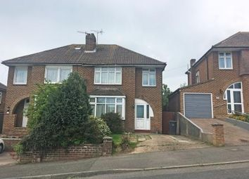 Thumbnail 3 bed semi-detached house for sale in 37 Madeira Drive, Hastings, East Sussex
