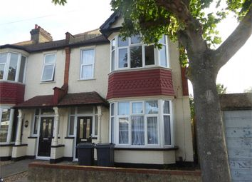 Thumbnail 3 bed semi-detached house to rent in Bridport Road, Thornton Heath, Surrey