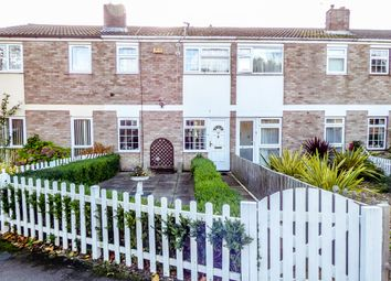 Thumbnail 3 bed terraced house for sale in The Planes, Kempston, Bedford