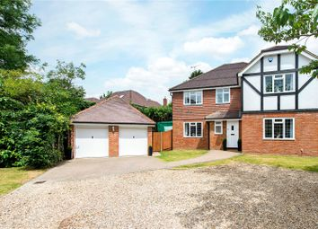 Thumbnail 5 bed detached house for sale in Lingfield Way, Nascot Wood, Watford, Hertfordshire