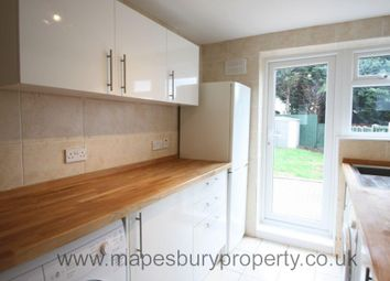Thumbnail 3 bed terraced house to rent in Tadworth Road, Willesden