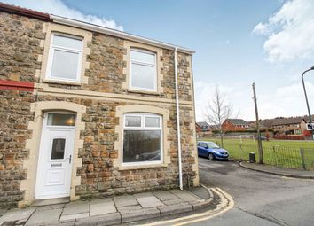 Thumbnail 3 bedroom end terrace house for sale in Mount Pleasant Road, Ebbw Vale