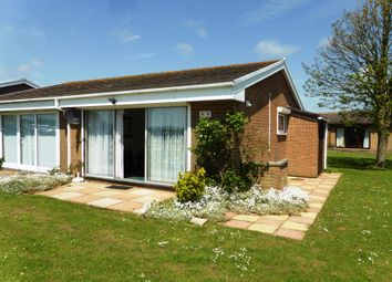 Thumbnail 2 bedroom bungalow for sale in St Margaret's Holiday Park, Reach Road, St Margaret's, Dover
