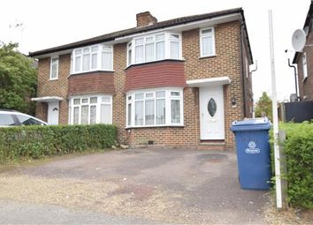 Thumbnail 4 bed semi-detached house to rent in Honeypot Lane, Stanmore, Greater London