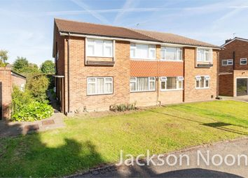 2 bed maisonette for sale in Nightingale Drive, West Ewell, Epsom KT19