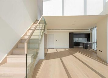 Thumbnail 3 bedroom flat to rent in Charrington Tower, Canary Wharf, London