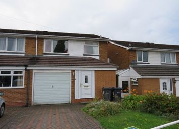 Thumbnail 3 bed semi-detached house to rent in Selly Oak, Birmingham