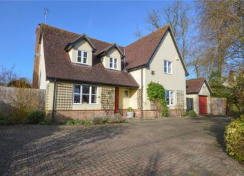 Thumbnail 5 bed detached house for sale in High Street, Hempstead, Nr Saffron Walden, Essex