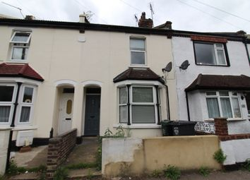 Thumbnail 3 bed terraced house to rent in Southfleet Road, Gravesend, Kent