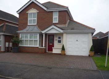 Thumbnail 4 bedroom detached house to rent in Goldcrest Road< Cinderhill, Nottingham