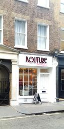 Thumbnail Retail premises to let in Brewer Street, London