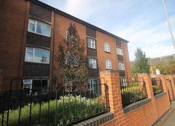 Thumbnail 2 bed flat for sale in Countesthorpe Road, South Wigston, Leicester