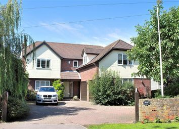 Thumbnail 5 bed detached house for sale in Felsted, Dunmow, Essex