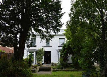 Thumbnail 5 bedroom end terrace house for sale in Belgrave Gardens, Swansea