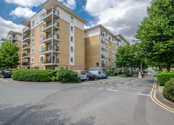 Thumbnail 2 bed flat for sale in Settlers Court, Newport Avenue
