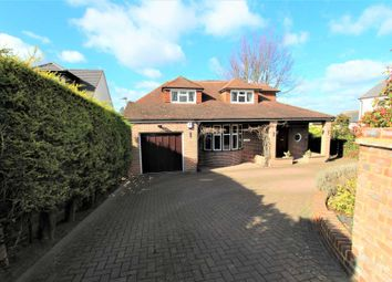 Thumbnail 5 bedroom detached house for sale in Wrotham Road, Istead Rise, Gravesend