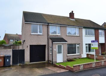 Thumbnail 5 bedroom semi-detached house for sale in 8 Wasdale Park, Seascale, Cumbria