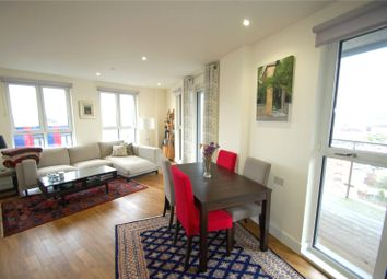 Thumbnail 2 bed flat to rent in Marsworth House, Hatton Road, Wembley