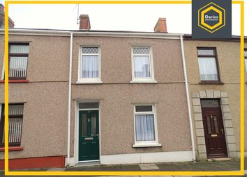 Thumbnail Terraced house for sale in Craddock Street, Llanelli