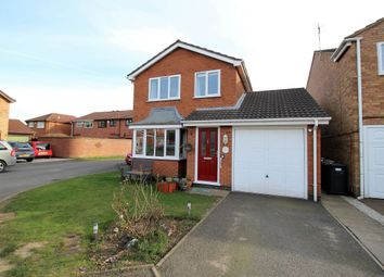 Thumbnail 3 bed detached house for sale in Cozens Close, Bedworth