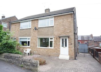 Thumbnail 3 bed semi-detached house for sale in Tadcaster Crescent, Woodseats, Sheffield