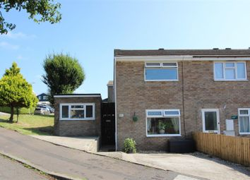 Thumbnail 2 bed end terrace house for sale in The Chase, Brackla, Bridgend