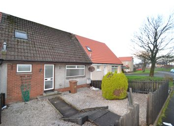 Thumbnail 2 bed terraced house for sale in Sycamore Avenue, Beith, Ayrshire