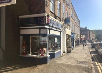 Retail premises to let in Crendon Street, High Wycombe, Bucks HP13