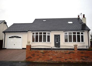 Thumbnail 3 bedroom bungalow for sale in 8 Hyde Road, Worsley, Manchester