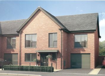 Thumbnail 3 bedroom detached house for sale in Off Wilmot Drive, Erdington, Birmingham